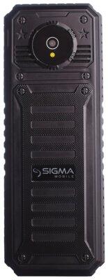 Мобільний телефон Sigma X-style 11 Dragon All Black 2