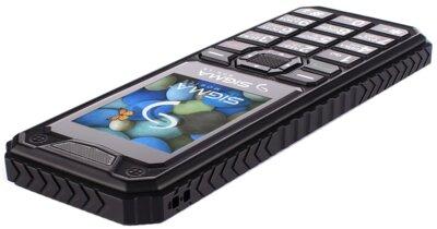 Мобільний телефон Sigma X-style 11 Dragon All Black 4