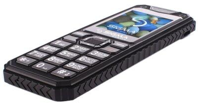 Мобільний телефон Sigma X-style 11 Dragon All Black 5