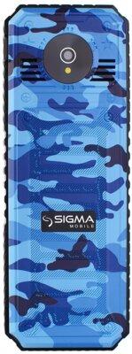 Мобільний телефон Sigma X-style 11 Dragon Blue Camouflage 2