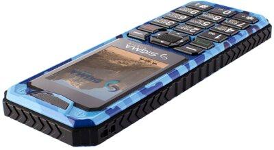 Мобільний телефон Sigma X-style 11 Dragon Blue Camouflage 4