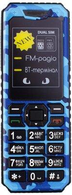Мобільний телефон Sigma X-style 11 Dragon Blue Camouflage 6