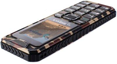 Мобільний телефон Sigma X-style 11 Dragon Coffe Camouflage 4