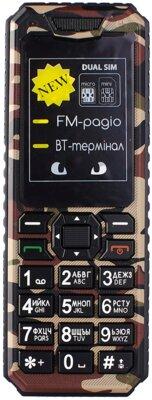 Мобільний телефон Sigma X-style 11 Dragon Coffe Camouflage 6