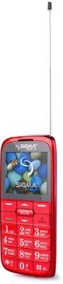 Мобільний телефон Sigma Comfort 50 Slim Red 8