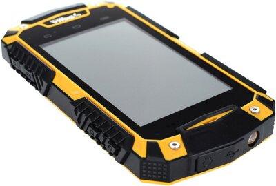 Смартфон Sigma mobile X-treame PQ16 Yellow 4