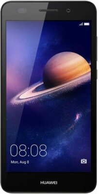Смартфон Huawei Y6II DualSim Black 1