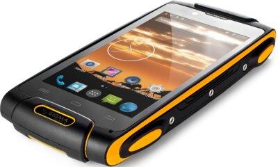 Смартфон Sigma mobile Х-treme PQ25 Yellow 6
