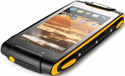 Смартфон Sigma mobile Х-treme PQ25 Yellow 7