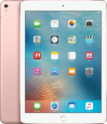Планшет Apple iPad Pro 9.7 A1673 Wi-Fi 32GB Rose Gold 2