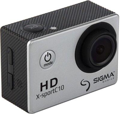 Экшн-камера Sigma mobile X-sport C10 Silver 3