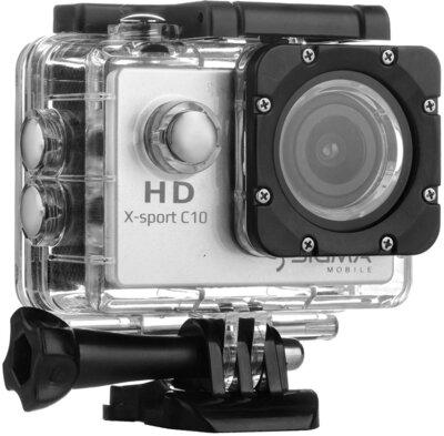 Экшн-камера Sigma mobile X-sport C10 Silver 1