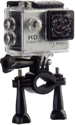 Экшн-камера Sigma mobile X-sport C10 Silver 6