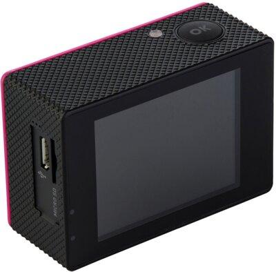 Екшн-камера Sigma mobile X-sport C10 Pink 5
