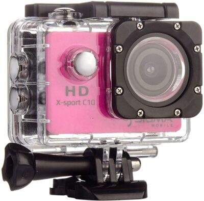 Екшн-камера Sigma mobile X-sport C10 Pink 1