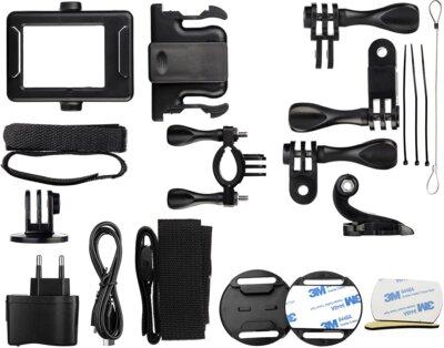 Екшн-камера Sigma mobile X-sport C19 Black 6