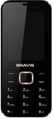 Мобільний телефон Bravis F241 Blade Gold 1
