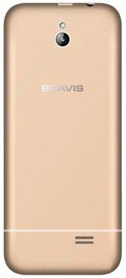 Мобільний телефон Bravis F241 Blade Gold 2