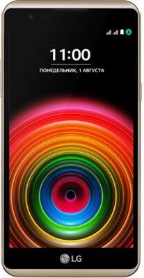 Смартфон LG K220DS X Power Gold 1