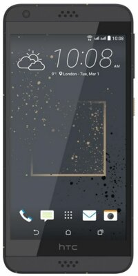 Смартфон HTC Desire 630 Dual Golden Graphite 1