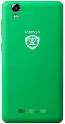Смартфон Prestigio MultiPhone 3508 Wize P3 Dual Green 2