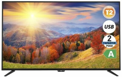 Телевизор Ergo LE55CT2000AK 1