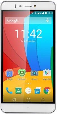 Смартфон Prestigio MultiPhone 3532 Muze F3 Dual White 1