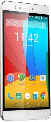 Смартфон Prestigio MultiPhone 3532 Muze F3 Dual White 3