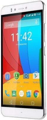 Смартфон Prestigio MultiPhone 3532 Muze F3 Dual White 4