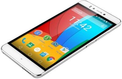 Смартфон Prestigio MultiPhone 3532 Muze F3 Dual White 5
