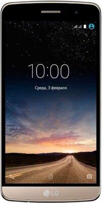 Смартфон LG X190 Ray Gold 1