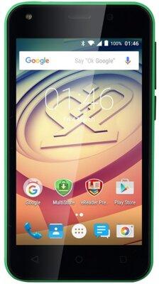 Смартфон Prestigio MultiPhone 3403 Wize L3 Dual Green 1