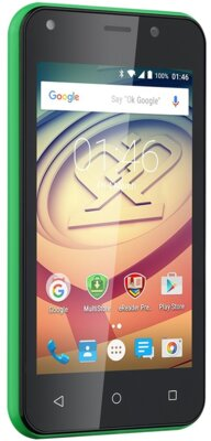 Смартфон Prestigio MultiPhone 3403 Wize L3 Dual Green 3