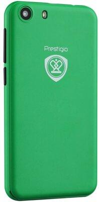 Смартфон Prestigio MultiPhone 3403 Wize L3 Dual Green 4