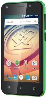 Смартфон Prestigio MultiPhone 3403 Wize L3 Dual Green 5