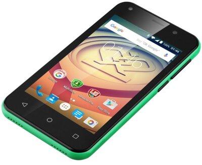 Смартфон Prestigio MultiPhone 3403 Wize L3 Dual Green 6