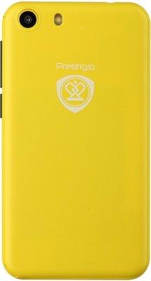 Смартфон Prestigio MultiPhone 3403 Wize L3 Dual Yellow 2