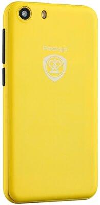 Смартфон Prestigio MultiPhone 3403 Wize L3 Dual Yellow 4