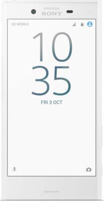 Смартфон Sony Xperia X Compact F5321 White 1