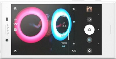 Смартфон Sony Xperia X Compact F5321 White 4