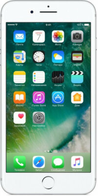 Смартфон Apple iPhone 7 Plus 128Gb Silver 4