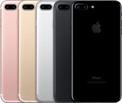 Смартфон Apple iPhone 7 Plus 128Gb Rose Gold 5