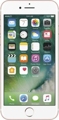 Смартфон Apple iPhone 7 32GB Rose Gold 1