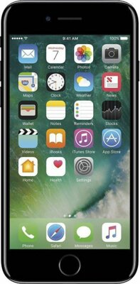 Смартфон Apple iPhone 7 128GB Jet Black 1