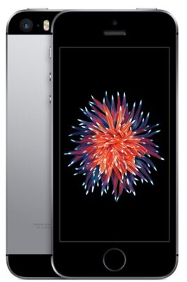 Смартфон Apple iPhone SE 16Gb Space Gray 4