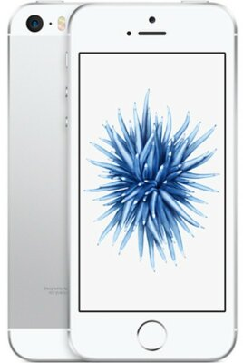 Смартфон Apple iPhone SE 16Gb Silver 4