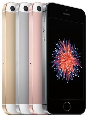 Смартфон iPhone SE 64Gb Space Gray 5