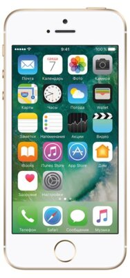 Смартфон iPhone SE 64Gb Gold 1