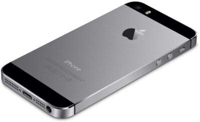 Смартфон Apple iPhone 5s 16Gb Space Grey 4