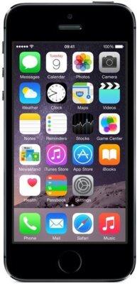 Смартфон Apple iPhone 5s 16Gb Space Gray Original factory refurbished by Apple 1
